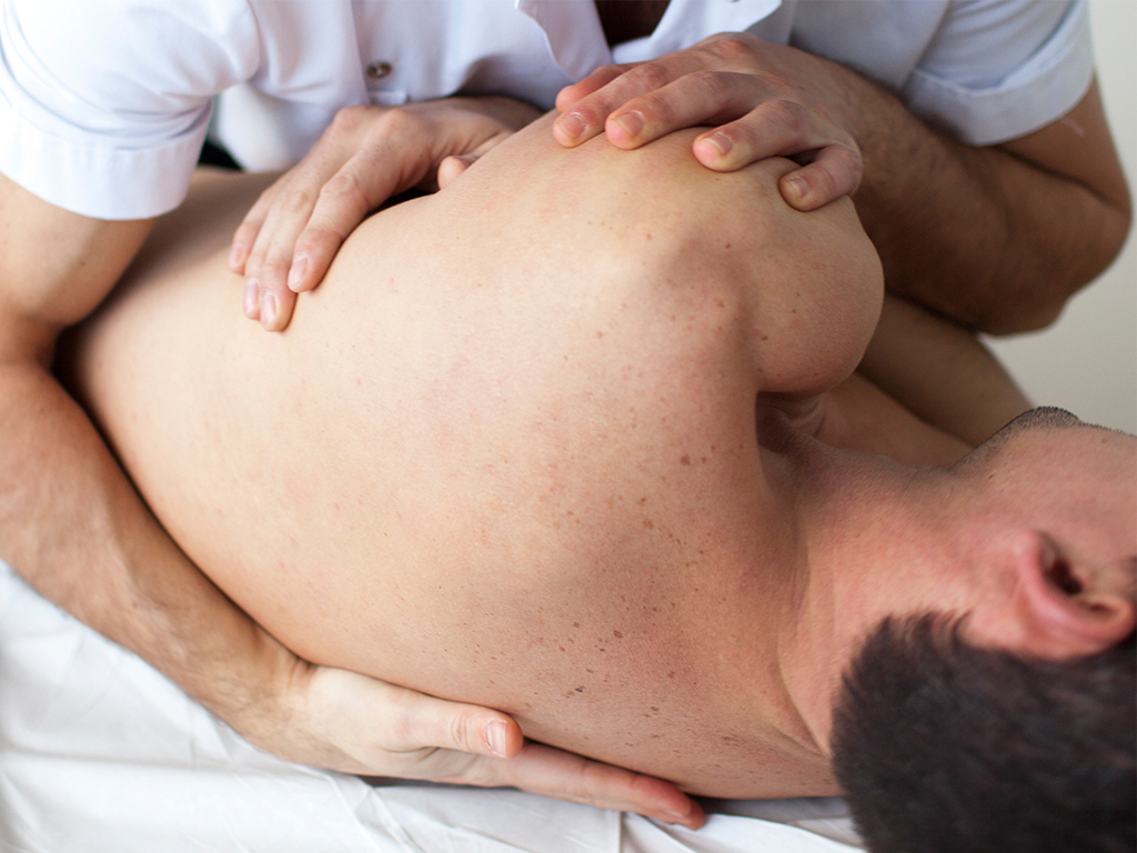 Spinal cord injury pressure sores